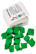 Candle wax Dye - 60ml for 20kg wax - Candle dye chips for candles making - Colour - Bright Lime
