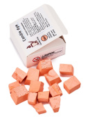 Candle wax Dye - 60ml for 20kg wax - Candle dye chips for candles making - Colour - Pastel Orange