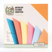 Anthology Textured Cardstock Pack - Tropical