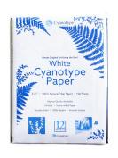 Cyanotype 13cm x 18cm Paper - 12 pack