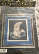 The Dolphin - Cross My Heart Classic Cross Stitch Kit