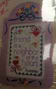 Neighbour - Imaging that... - Counted Cross Stitch Kit 6114