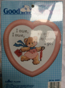 I Owe, I Owe So Off to Work I Go - Counted Cross Stitch Kit 83639