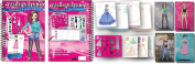 Trace and Learn Sketchbook - Dress Designer & Sketchbook - kq2836-1