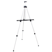 Bianyo 170cm Aluminium Field Easel.Adjustable lightweiht Table Easel with Nice Carry Bag.