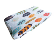 Danha Leaf Changing Pad Cover