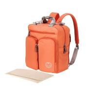 GHB Baby Nappy Bag Travel Backpack Shoulder Bag Nappy Bag Nappy Changing Backpack Handbag