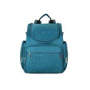 New Classic Travel Backpack Nappy Bags with Changing Pad, Stroller Straps Multifunction Mummy Baby Bag