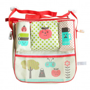 IPEKOO Multifunctional Baby Stroller/Pram/Buggy/Push Chair Organiser Bag for Kids - Large Capacity