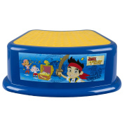 Jake and the Neverland Pirates Step Stool