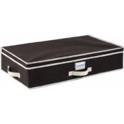 Handy Versatile Simplify Storage Box, Underbed Black