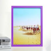 Luffar14 Inches Photo Frame Supreme Solid Wood Wall Frame