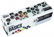 Liquitex BASICS Acrylic Paint Tube 48-Piece Set, New