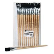 Charles Leonard Long Handle Easel Brush LEO73599