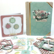 Flowers and Frames Embellishment Kit