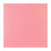 12x12 Smooth Glitter Cardstock - Pink Glitter Girl - 2 Pcs