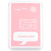 Waffle Flower Dye Ink Pad-Tickled Pink