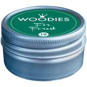 Woodies Dye-Based Ink Tin-Fir Forest