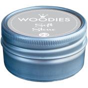 Woodies Dye-Based Ink Tin-Soft Stone