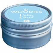 Woodies Dye-Based Ink Tin-Calm Cloud