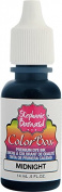 Clearsnap Holding 8223 Midnight ColorBox Premium Dye Ink by Stephanie Barnard Refill Bottle, 15ml