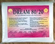 Quilter's Dream 80/20, Natural, Select Loft Batting - Queen Size 270cm x 240cm