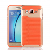 Galaxy On5 Case, Galaxy G550 Case, GreenElec [Fit Prefect] [Shockproof] [Scratch-proof] [Impact Resistant] Hybrid Dual Layer Armour Defender Protective Case Cover for Samsung Galaxy On5 / G550
