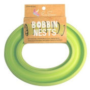 Ever Sewn Bobbin Nest~Green, Bobbin Ring,Storage,Holder, Regular Size