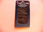 COATS & CLARK Speciality/Craft Needles. 10 Assorted Needles