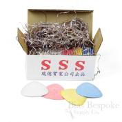 SSS Tailor's Clay Chalk, Assorted Colours, 30 Chalks Per Box