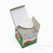 Green Box Tailor's Soft Clay Chalk, White