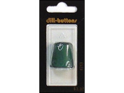 Dill Thimbles Jelly Fingers 23mm Carded 1pc Green