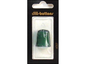Dill Thimbles Jelly Fingers 20mm Carded 1pc Green