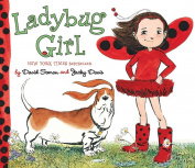 Ladybug Girl and Her Papa [Board book]