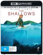 The Shallows  [Region B] [Blu-ray]