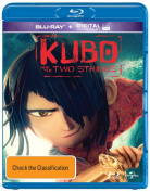 Kubo and the Two Strings  [Region B] [Blu-ray]