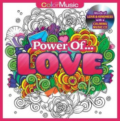 Color with Music Power of Love