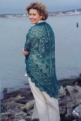 Pacific Northwest Shawl Knitting Pattern