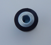 KENMORE WHITE DOMESTIC SEWING MACHINE MOTOR DRIVE FRICTION PULLEY SHAFT 0.6cm