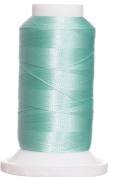 1M-3511 BFC Poly Machine Embroidery Thread, 40 Wt, 1000m, PALE Teal