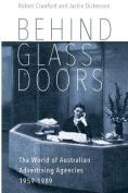 Behind Glass Doors