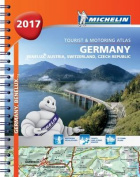 Germany/Austria Atlas 2017