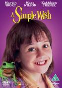 A Simple Wish [Region 2]