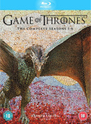 Game of Thrones: Seasons 1 - 6 [Region 4]