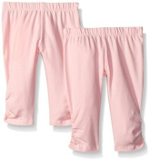 The Children's Place Baby Girls Leggings (Pack of 2), Shell, 0-3 Months Size: 0-3 Months SpecialSizeType: Baby Colour