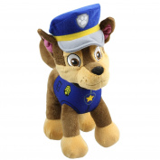 Paw Patrol 27Cm Chase Plush Stuffed Toy Kids Children Cuddly Soft Doll Figure