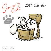 Simon's Cat Calendar 2017