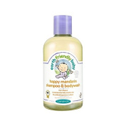 Earth Friendly Baby Happy Mandarin Shampoo & Bodywash ECOCERT 250ml