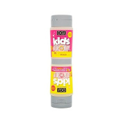 DGJ Organics Kids Top to Toe Shampoo & Body Wash Rhubarb & Custard 250ml