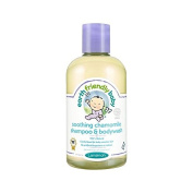 Earth Friendly Baby Soothing Chamomile Shampoo & Bodywash ECOCERT 250ml